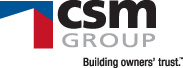 CSM Group logo